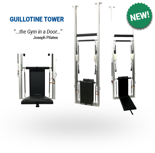 GUILLOTINE TOWER pilates equipment