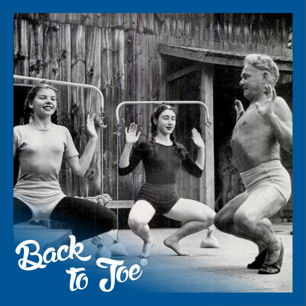 Joe Pilates - Back to Joe Original Classical Pilates Equipment