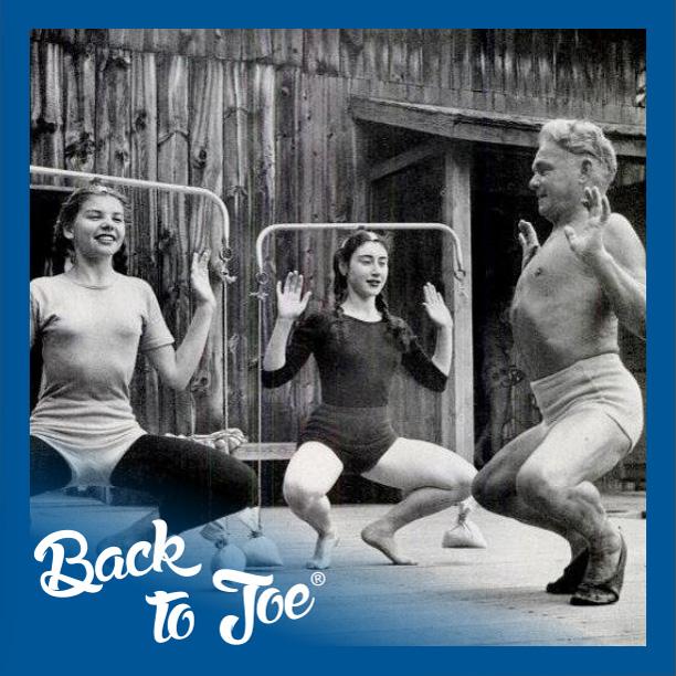 Joe Pilates - Back to Joe Original Classical Pilates Equipment