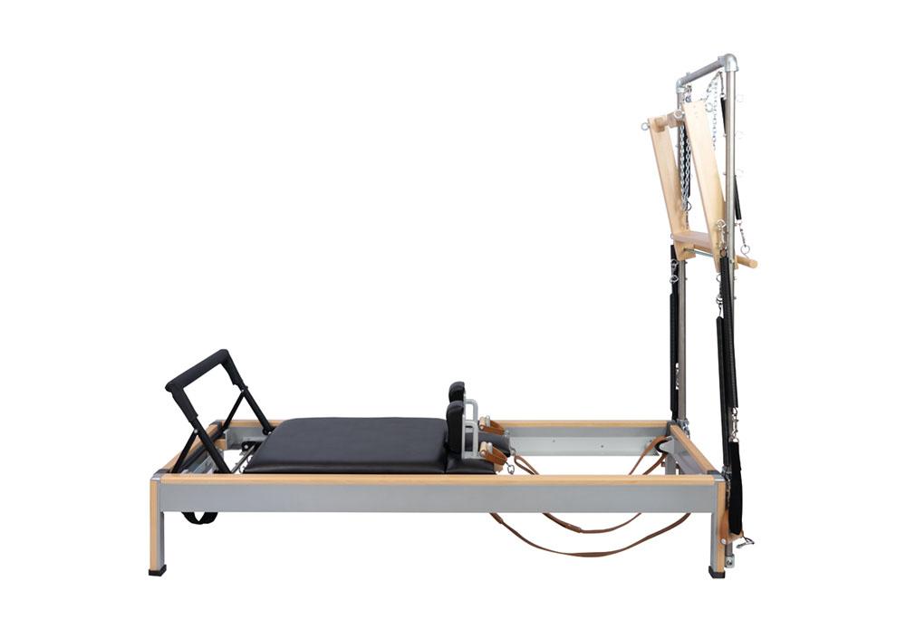 HERITAGE - attrezzi classici per il pilates in alluminio e legno