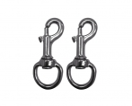 SINGLE HOOKS (SET DA DUE) - pilates equipment