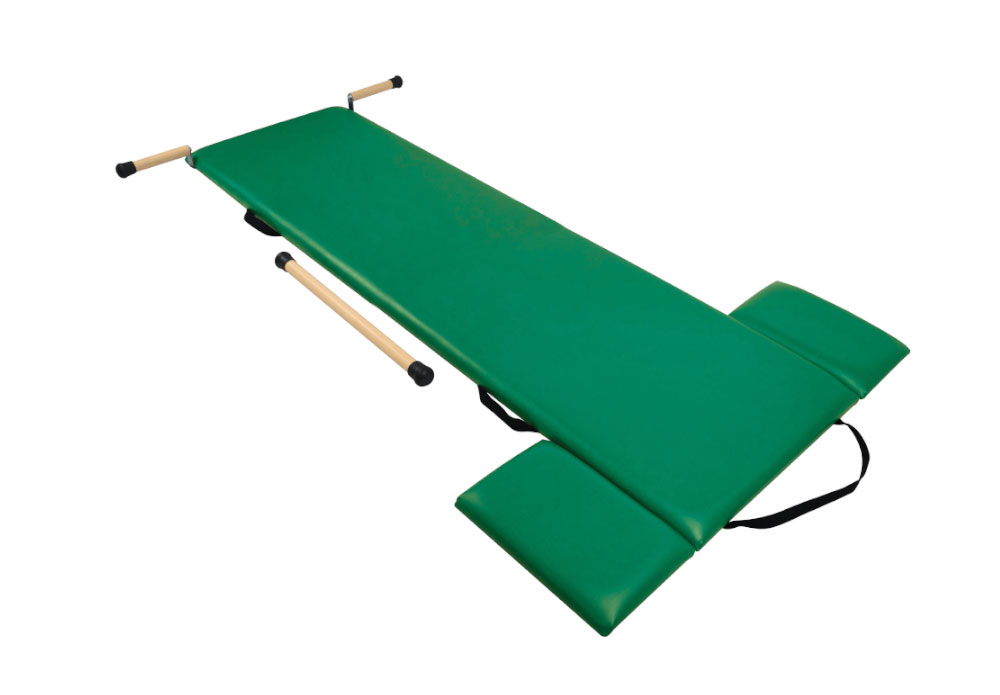 Low Mat con raised handles