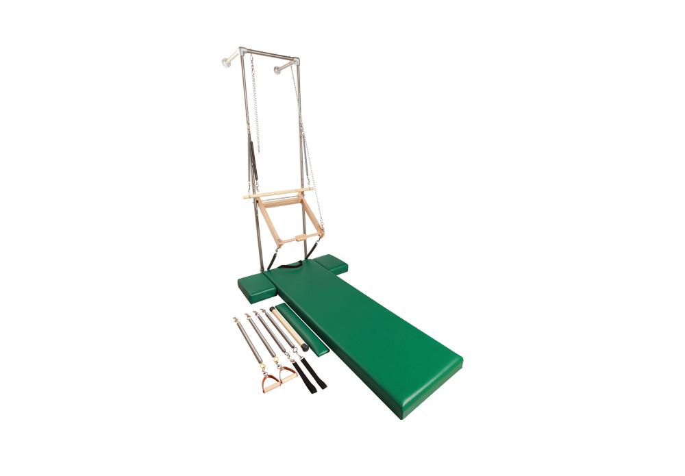 WALL UNIT CON HIGH MAT - attrezzi pilates / pilates equipment