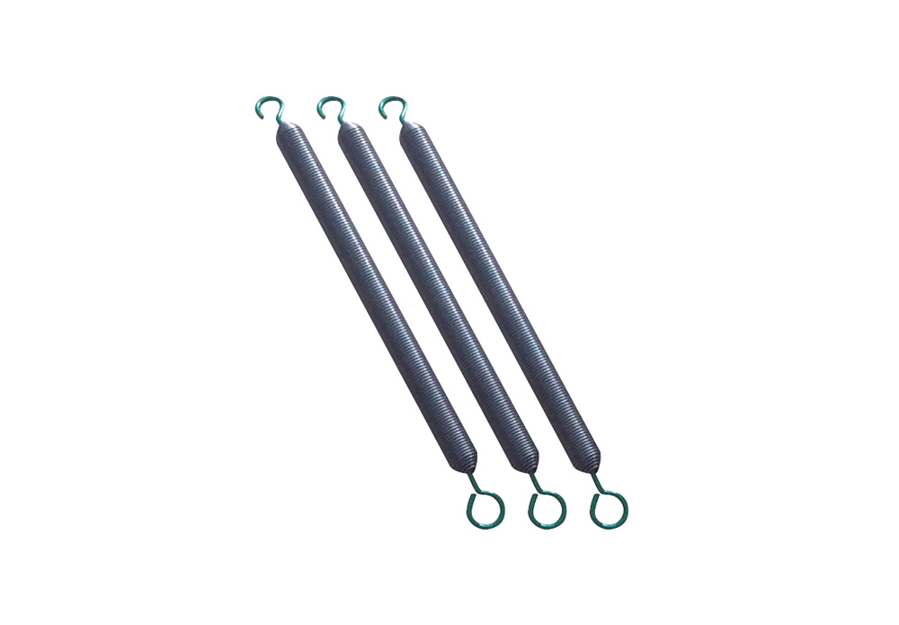 PUSH THRU BAR SPRINGS (SET DA 3) - attrezzi pilates / pilates equipment