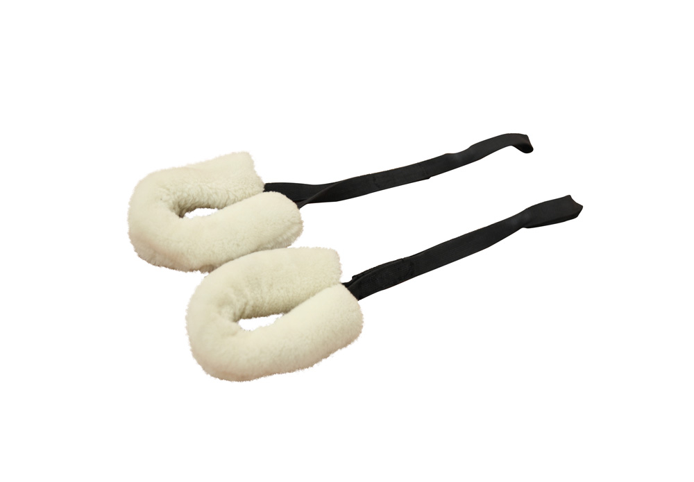 SHEEPSKIN LOOPS - pilates equipment