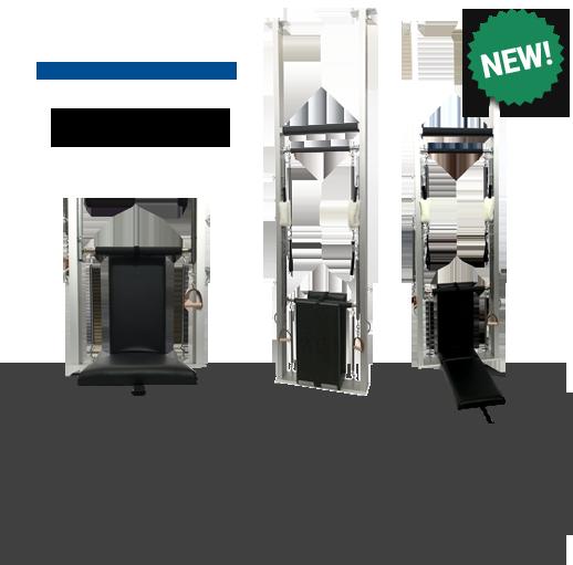 GUILLOTTINE TOWER - attrezzo per il Pilates classico