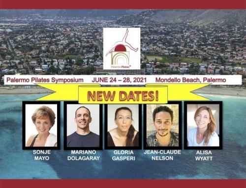 PALERMO PILATES SYMPOSIUM  | 24 – 28 GIUGNO 2021