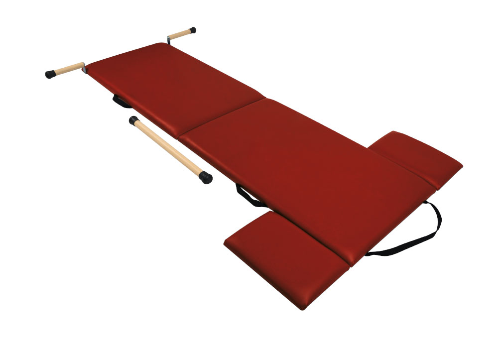 attrezzi pilates low folding mat