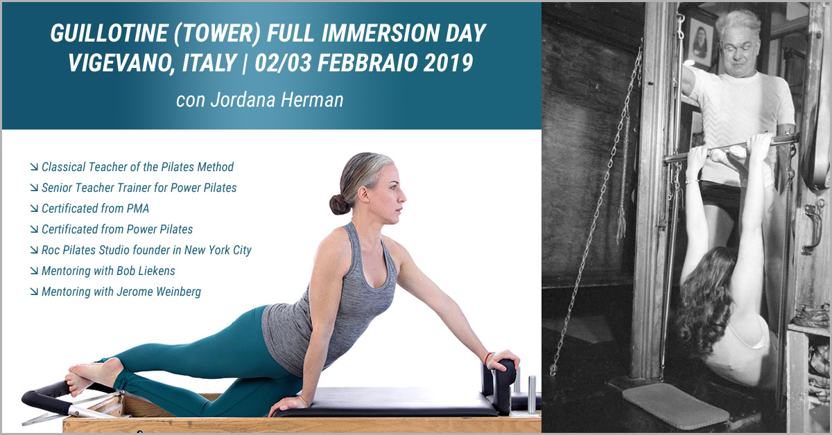 GUILLOTINE (TOWER) FULL IMMERSION DAY – VIGEVANO, ITALY | 02/03 FEBBRAIO 2019