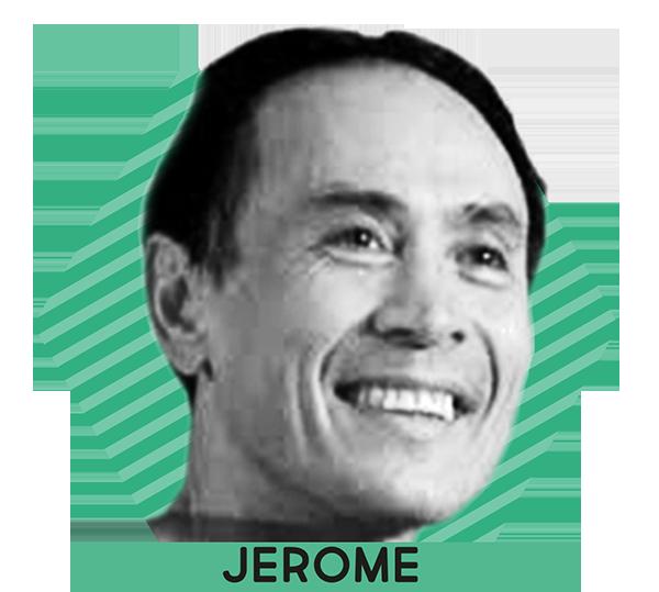 jerome weinberg