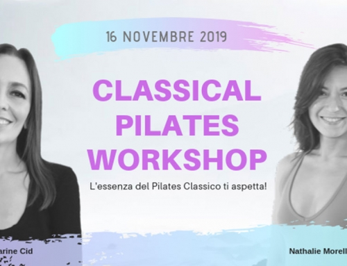 CLASSICAL PILATES WORKSHOP VERONA NOVEMBRE 2019