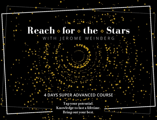 REACH FOR THE STARS – CON JEROME WEINBERG DAL 27 AL 30 MARZO 2020 A MILANO