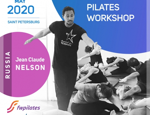 TRADITIONAL PILATES WORKSHOP 2020 CON J. C. NELSON – NUOVA DATA IN FASE DI DEFINIZIONE