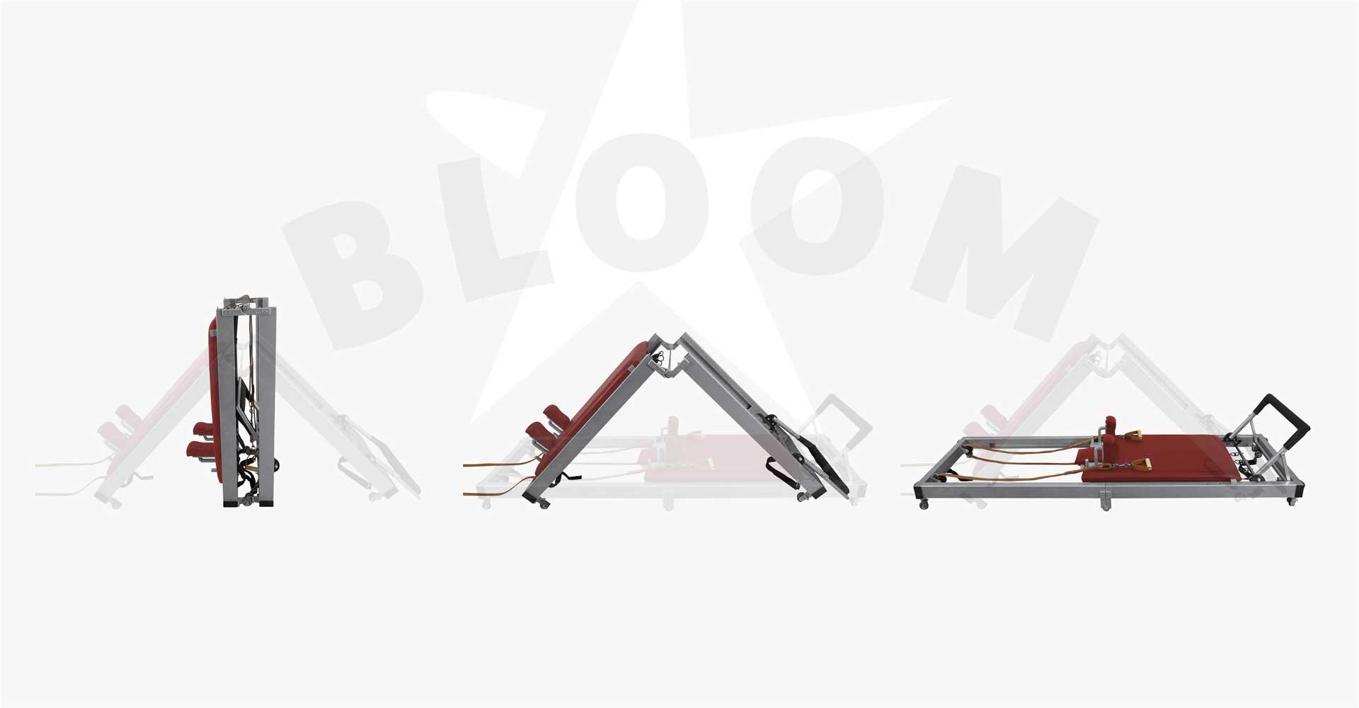 Folding Reformer - il primo reformer classico ripiegabile