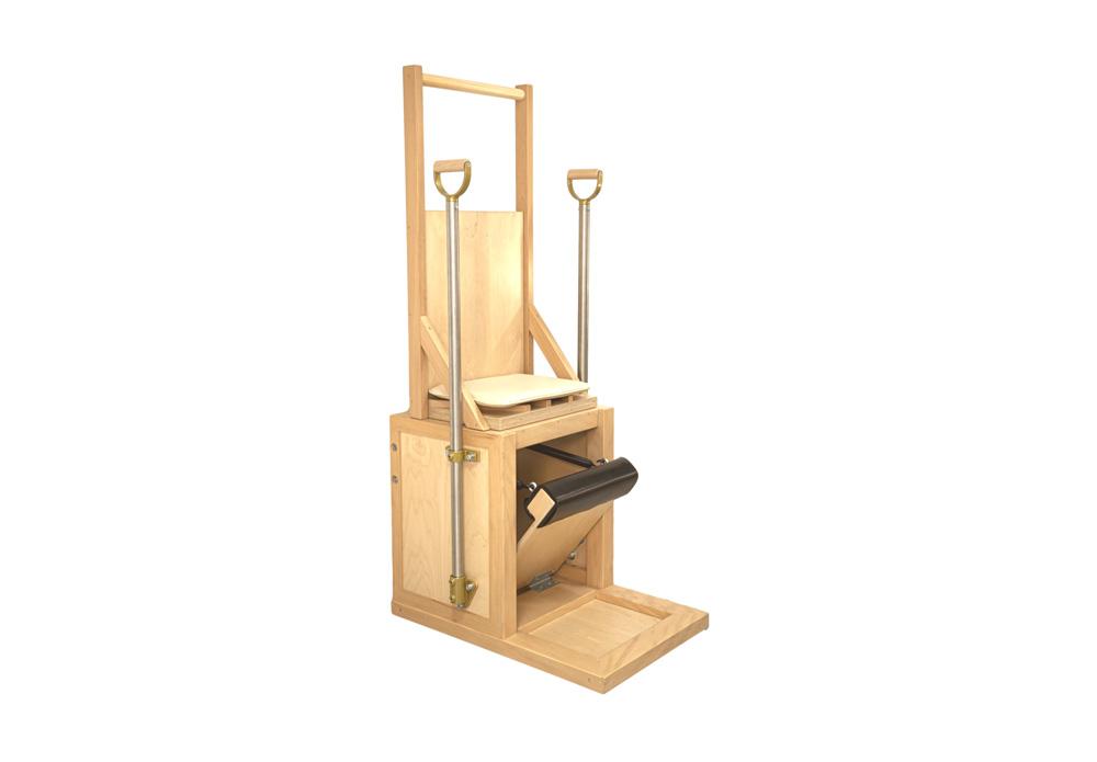 LUXURY HIGH CHAIR - attrezzi pilates / pilates equipment